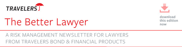 The Better Lawyer Newsletter